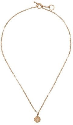 Hermes pre-owned Cloud de Selle Gambade necklace