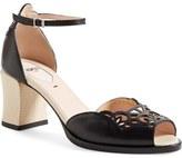 Fendi 'Chameleon' Ankle Strap Sandal (Women)