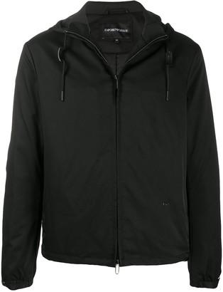 Emporio Armani Zipped Sports Jacket