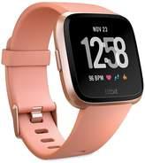 Fitbit Versa fitness watch - Rose Gold/Peach