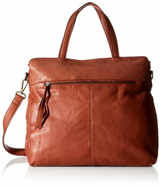 Pieces Women's PCMARION Leather Shopper FC Bag