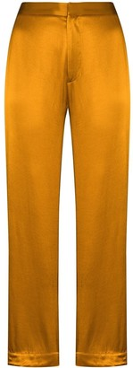 ASCENO Olbia pyjama-style trousers
