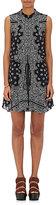 A.L.C. Women's Calder Bandanna-Print Silk Dress