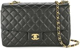 Chanel Pre Owned 1989-1991 CC Logos Chain shoulder bag
