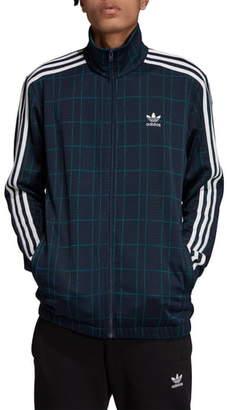 adidas Adicolor Tartan Track Jacket