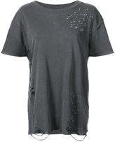 NSF distressed T-shirt