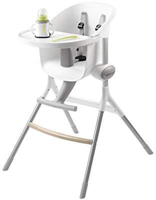 Beaba Up and Down Height Adjustable Highchair