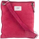 UGG Suede Crossbody Bag w/ Tags