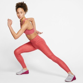 Nike Women's One Luxe Heathered Tights