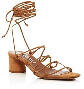 Tabitha Simmons Women's Austen Mid-Heel Strappy Sandals