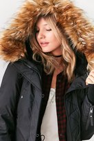 S13 Faux Fur Hooded Parka