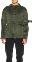 Craig Green Silk Hood Jacket