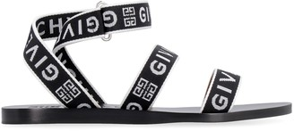 Givenchy Multi-strap Flat Sandals