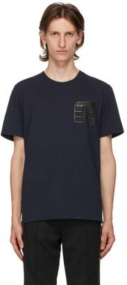 Maison Margiela Navy Stereotype T-Shirt