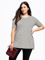 Old Navy Semi-Fitted Plus-Size Bodycon Tunic