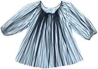 Diane von Furstenberg White Polyester Tops