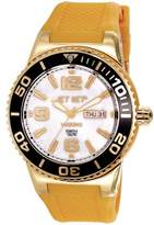 Jet Set Unisex-Watch WB30 Analog Quartz Yellow J55454-08