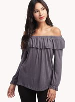 Ella Moss Gioannia Off Shoulder Top