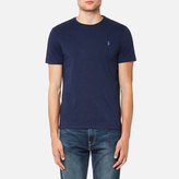 Polo Ralph Lauren Men's Crew Neck TShirt - Spring Navy Heather