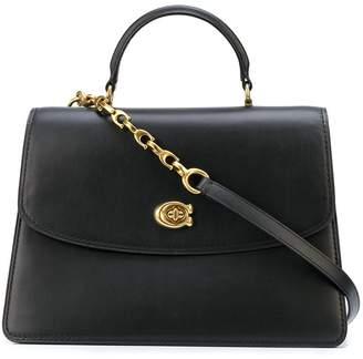 Coach Parker top handle bag