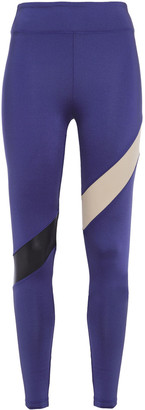 Koral Color-block Stretch Leggings