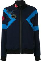 Mr & Mrs Italy zipped jacket