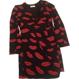 Saint Laurent lips dress