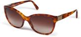 Dolce & Gabbana Acetate Tortoiseshell Sunglasses