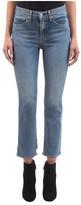 Rag & Bone Women's 10-Inch Stove Pipe Skinny Jean in Belle