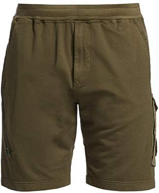 Stone Island Ghost Cargo Fleece Shorts