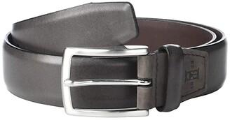 Allen Edmonds Glass Ave (Black) Men's Belts