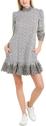 Rebecca Taylor Marcelle Mini Dress