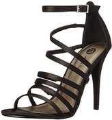 Michael Antonio Women's Eve Sat Dress Sandal