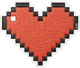 Anya Hindmarch Pixel leather heart sticker
