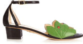 Charlotte Olympia Innocent block-heel sandals