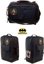 Bioworld 2in1 Deluxe DC Comics Batman Joker Goon Licensed Backpack Messenger School Bag