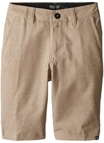 Quiksilver Platypus Amphibian 19 Walkshorts Boy's Shorts