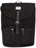 Sandqvist Roald Backpack Black