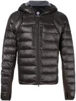 Canada Goose padded hooded jacket