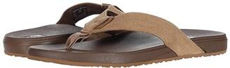 Reef Cushion Bounce Phantom LE (Black/Brown) Men's Sandals
