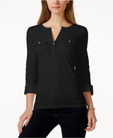 Charter Club Henley Utility Top, Only at Macy's