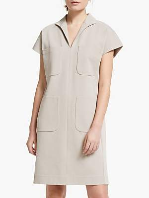 Winser London Natalie Pocket Detail Shift Dress
