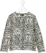 Roberto Cavalli leopard print sweatshirt