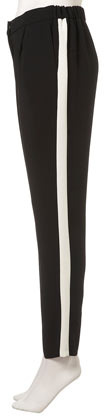 Topshop Side Stripe Formal Joggers