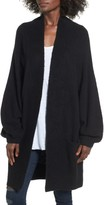 Leith Women's Blouson Sleeve Cardigan