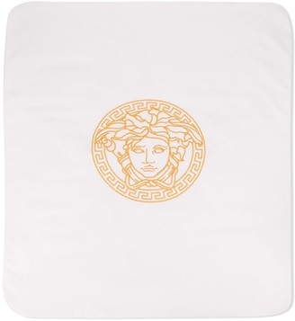 Versace Embroidered Logo Sleep Bag
