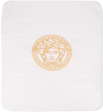 Versace Embroidered Logo Sleep Bag