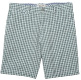 Original Penguin P55 Plaid Seersucker Short