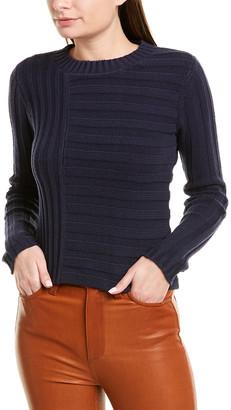 Vince Mixed Rib Sweater