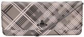Vivienne Westwood 'Techno Tartan' clutch